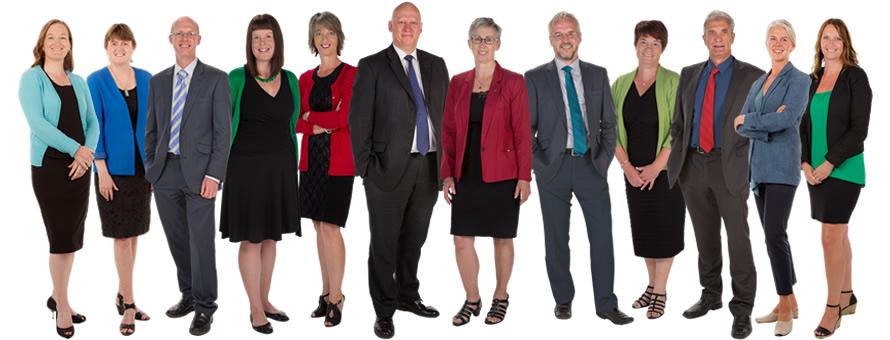 Lawyers at Innes Dean-tararua-law-team